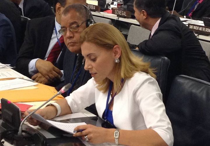 Parliamentary Secretary addresses UNCRPD Conference in New York