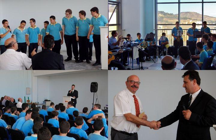 Celebration Day at Gozo College Boys' Secondary School, Victoria