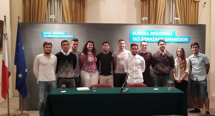 Gozo Regional Youth Council holds its first General Meeting