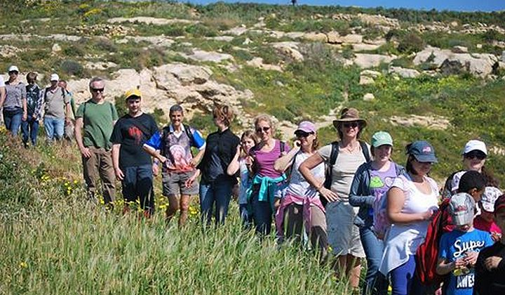 Gozo-Rocks! clean-up hike starts from San Lawrenz on Sunday