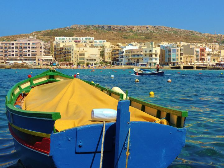 Arrivals and nights spent in Gozo accommodation both down