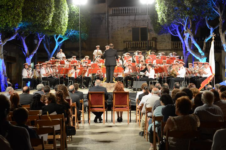 Big Band Adventures: Mnarja Band annual symphonic concert in Nadur