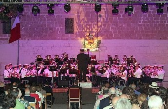 Mnarja Band's 'Big Band Adventures' entertains the crowds in Nadur