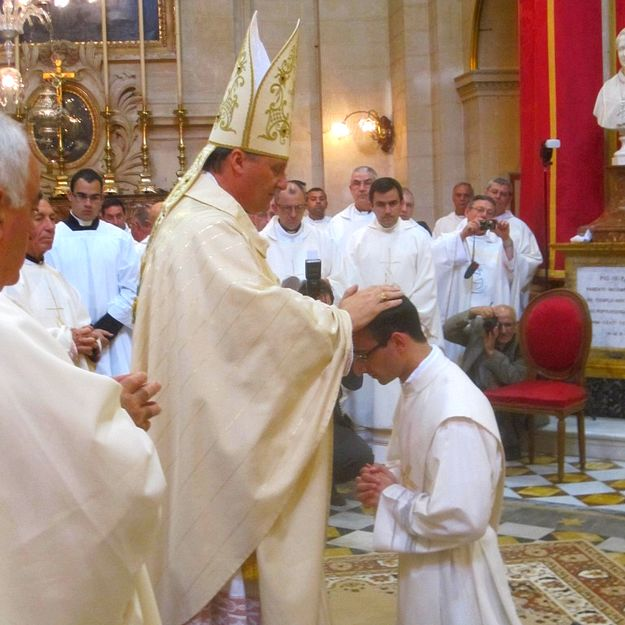 Daniel Sultana ordained priest during ceremony at the Gozo Cathedral