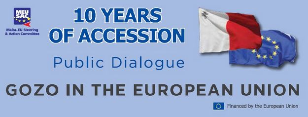 Gozo in the European Union: Public Dialogue celebrating 10th anniversary