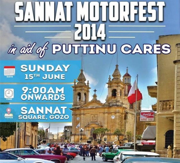 Sannat Motorfest 3rd edition taking place in aid of Puttinu Cares