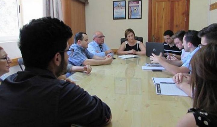 MEP Therese Comodini Cachia meets with Gozitan organisations