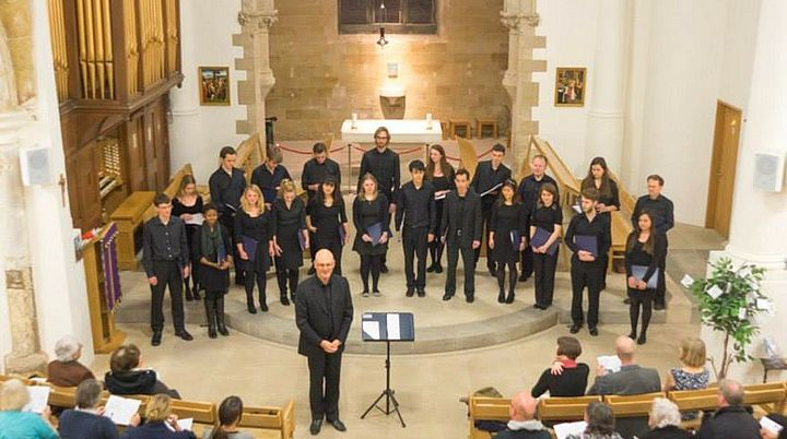 University of London Chamber Choir concerts in Gozo and Malta