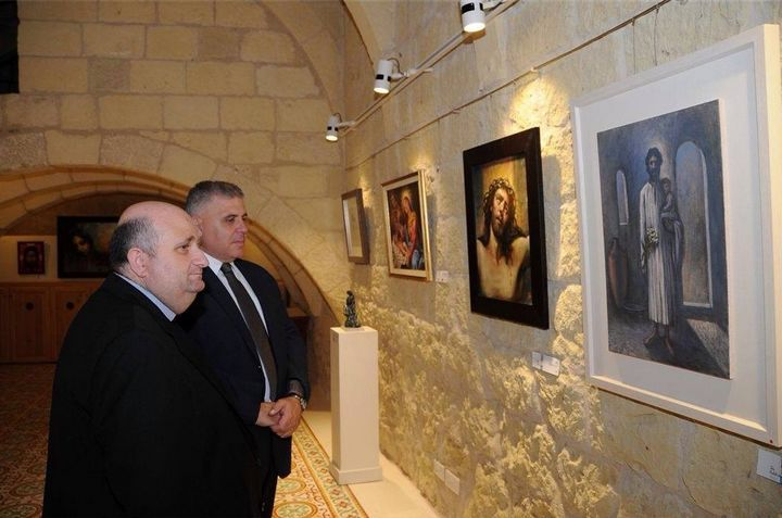 'Via Pulchritudinis: The Way of Beauty' Sacred art exhibition inaugurated