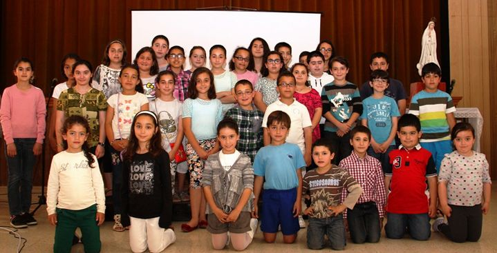 Catholic Action Movement youngsters in Gozo quizzed on Saints