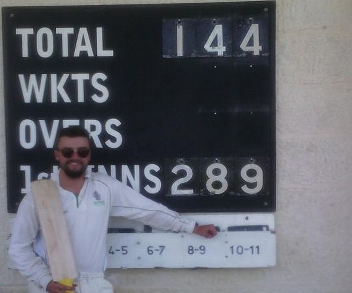 Marsa CC and vistors Leyland CC battle it out in two exciting games