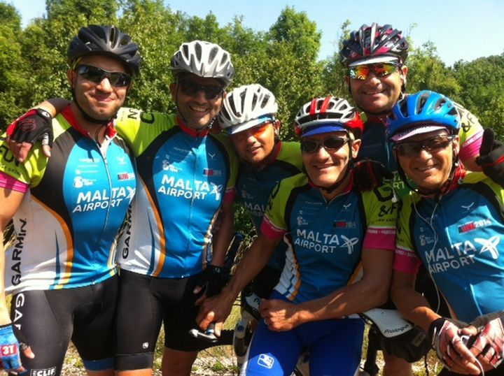 Day 7 & the final day for ALIVE Cycling team riding to Belgrade