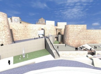 New Cittadella plans unveiled to preserve discovery of historical remains