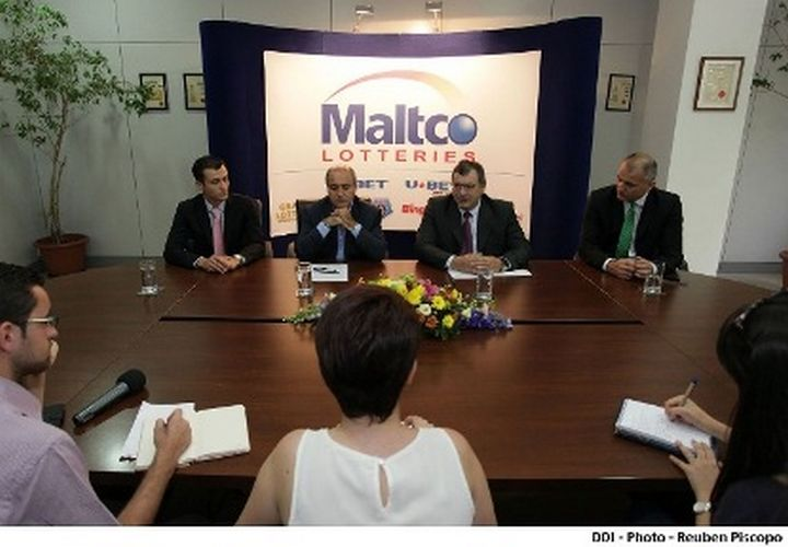 Maltco donates €50,000 to the Responsible Gaming Fund