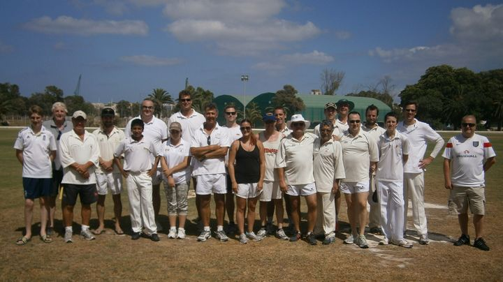Two teams of Marauders ensured an entertaining day of cricket