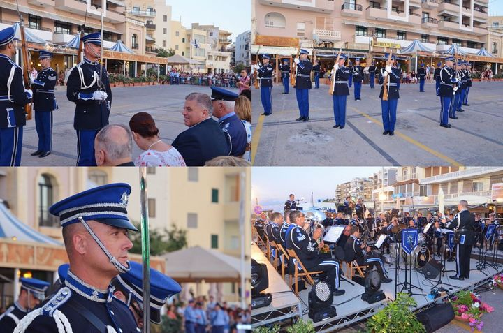 Programme of events in Marsalforn to mark Police Day 2015