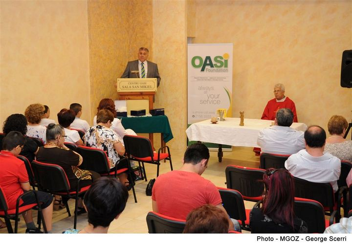 OASI Foundation celebrates 23 years since its official opening in Gozo