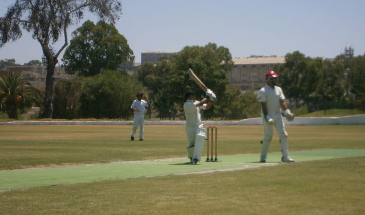 Marsa, Krishna & Marauders cricket teams battle it out in summer league