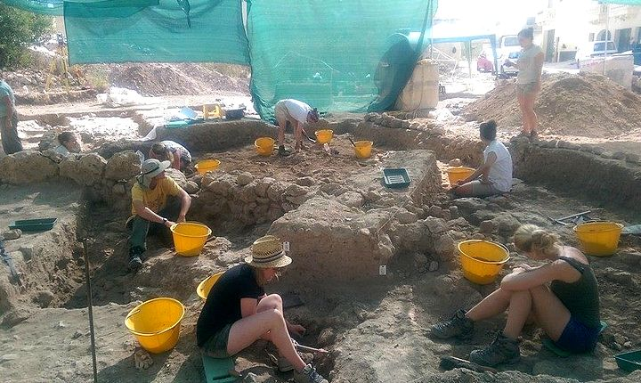 Tac-Cawla excavation site open to the public on Friday & Saturday