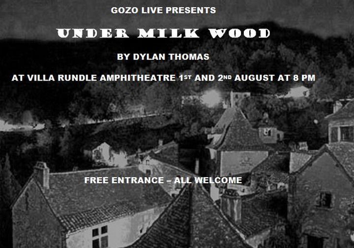 Under Milk Wood: Gozo performance presented by Gozo Live