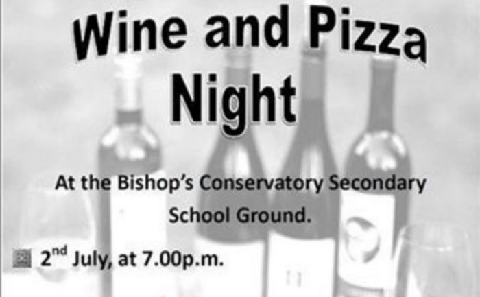 Bishop's Conservatory Secondary School 'Wine & Pizza' night