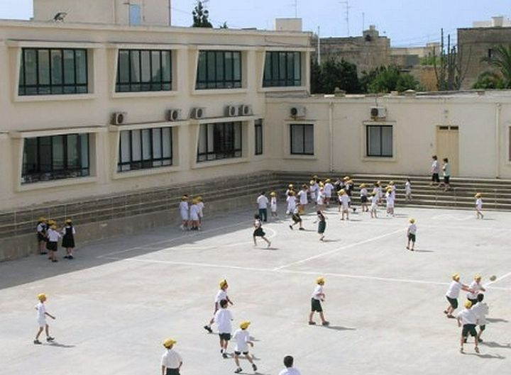Xewkija School grounds open for the public during summer