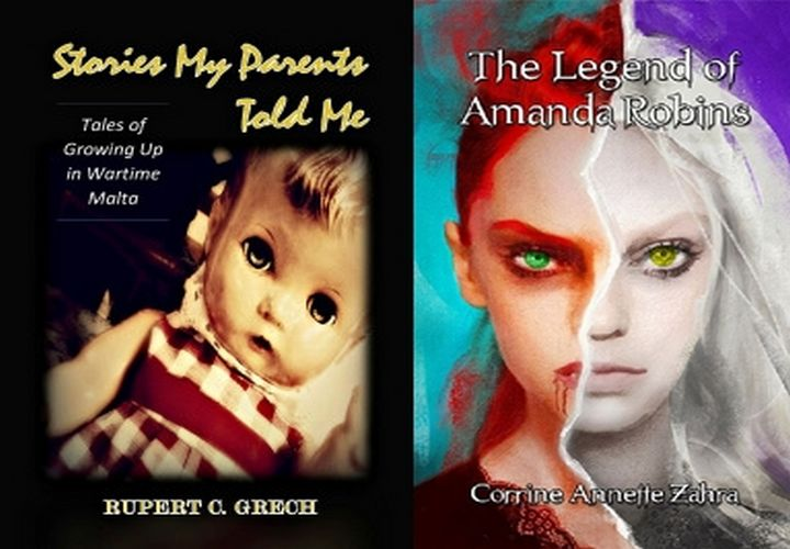 Gozo Live book launch: 4 Stories for children and adults