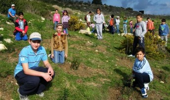BLM offers the opportunity for chidren to be a nature reserve warden