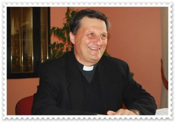 Set of 10 personalised stamps honouring the various Bishops of Gozo