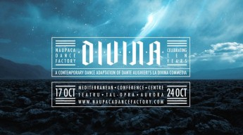 Divina: Contemporary dance adaptation by Naupaca Dance Factory