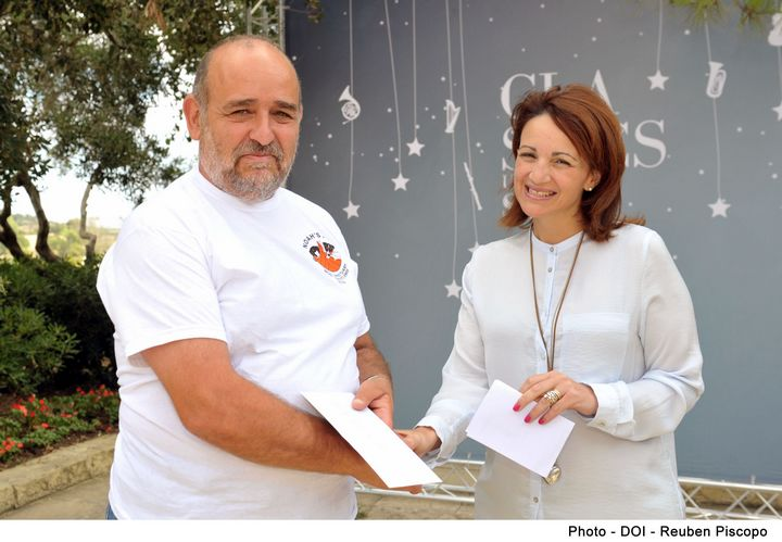 Donations made to nine animal organisations, including Gozo SPCA
