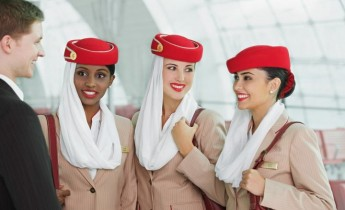 Emirates invites candidates to apply online to join the Cabin Crew team