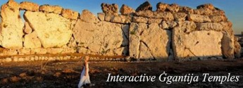 Virtual & interactive tour of the Ggantija temples now available online