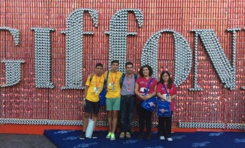 Gozitans on the jury of the Giffoni Film Festival for young people