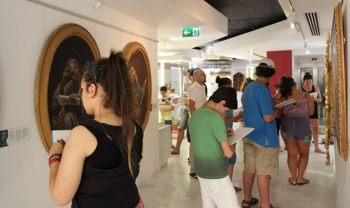 Art appreciation and education at the Heart of Gozo museum