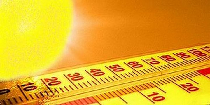 Summer heat health warning issued for expected high temperatures