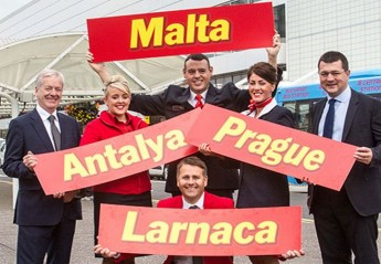 Jet2 to operate Glasgow - Malta route starting from summer 2015