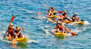 'Gozo Splash' sporting & ecological event: Paddle from Gozo to Comino