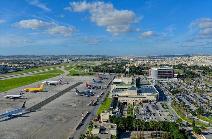 Malta Airport welcomes more than 500,000 passengers in July