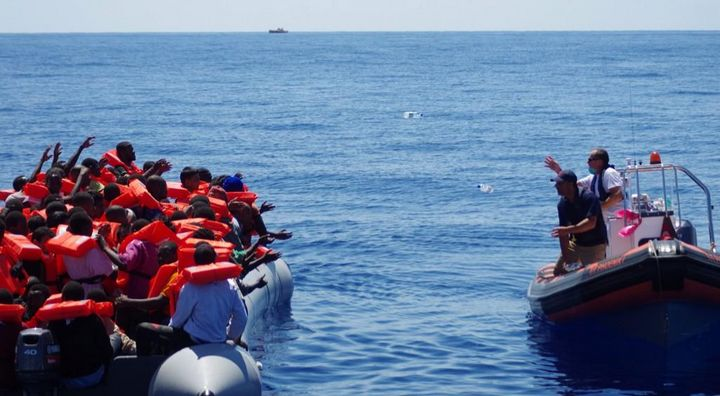 MOAS launch an urgent fundraising appeal to expand its operations