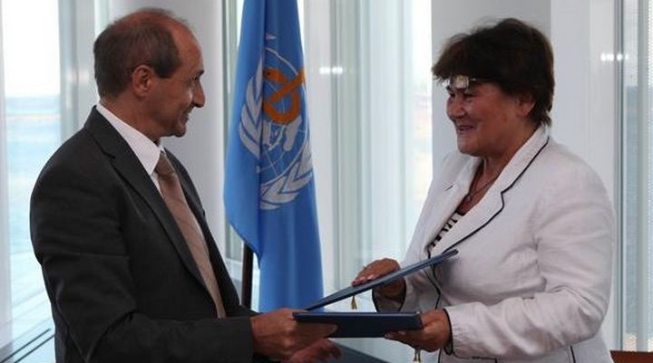 Malta & World Health Organisation sign Biennial Collaborative Agreement