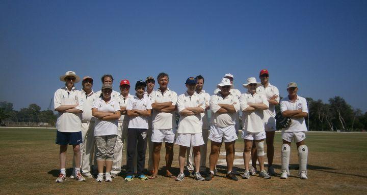 Marauders CC claim their first victory in CRIC HQ MCA summer league