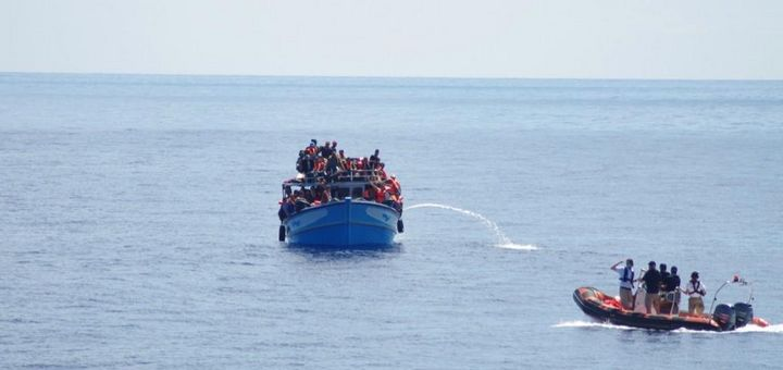 MOAS saves over 300 people at sea in coordinated rescues with Rome