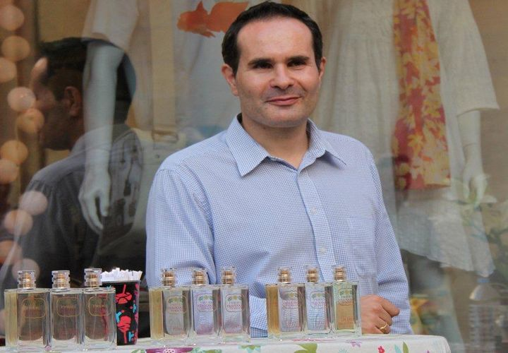 Gozo launch of new perfume collection, inspired by the Maltese islands