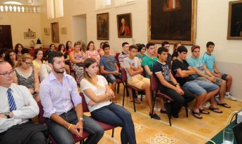 Gozitan students attend information meeting at the Gozo Ministry