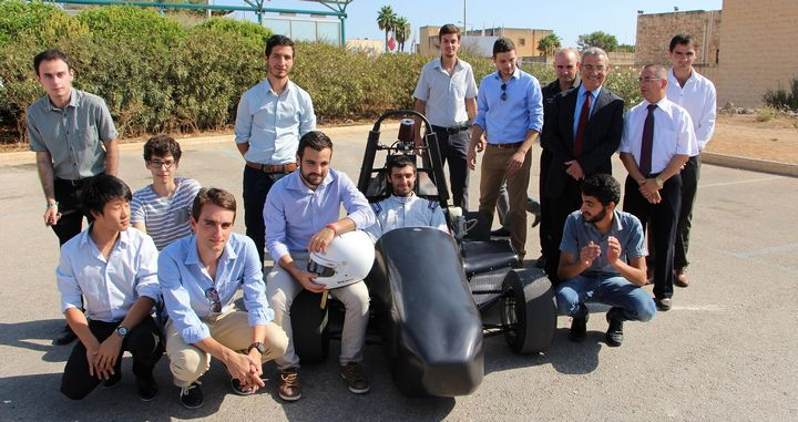 UoM's Racing Team heading to Italy for the Formula ATA 2014