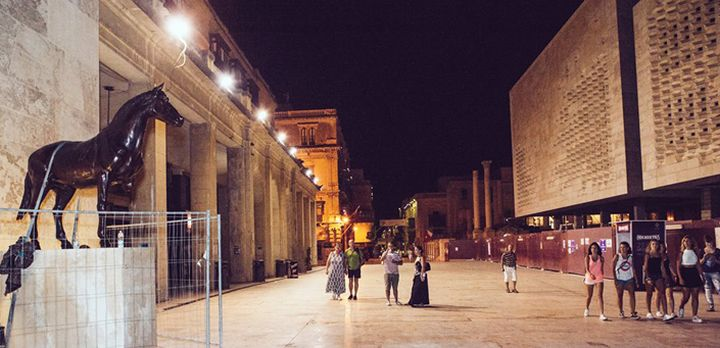 Valletta International Visual Arts Festival (VIVA) 2014 opens