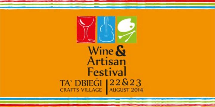 Ta' Dbiegi Crafts Village Wine & Artisan Festival next weekend