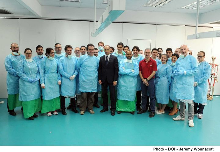 28 young surgeons take part in 2-day advanced surgical workshop