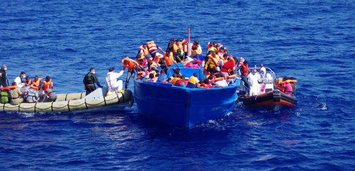 MOAS assists sea rescue of 700 migrants in coordination with Rome